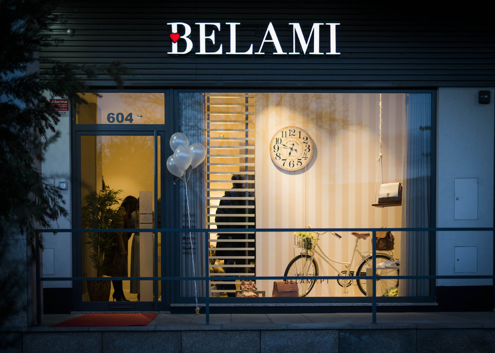BELAMI Store cover
