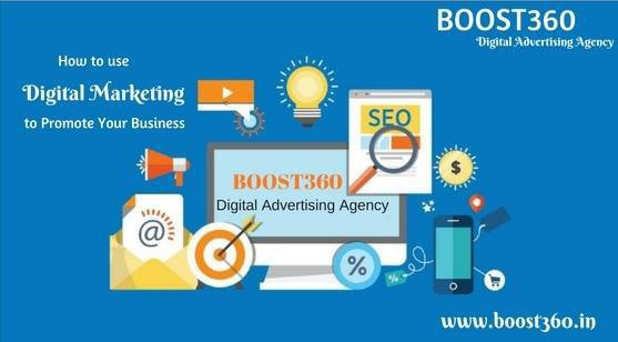 Boost360 Digital Advertising Agency cover