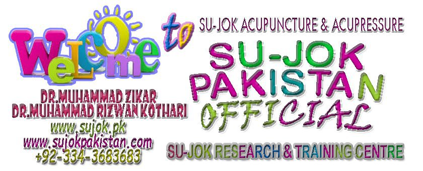 SuJok Therapy Centre Pakistan cover