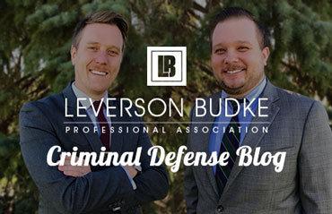 Leverson Budke Criminal Defense Lawyer cover