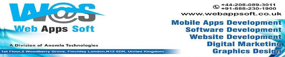 WebAppSoft Solutions Ltd cover
