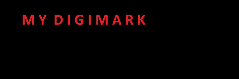 My Digimark cover