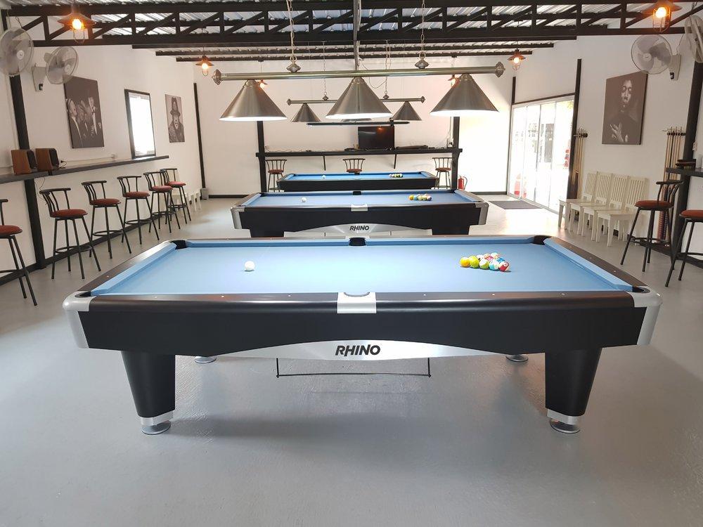 Rhino Pool Tables cover