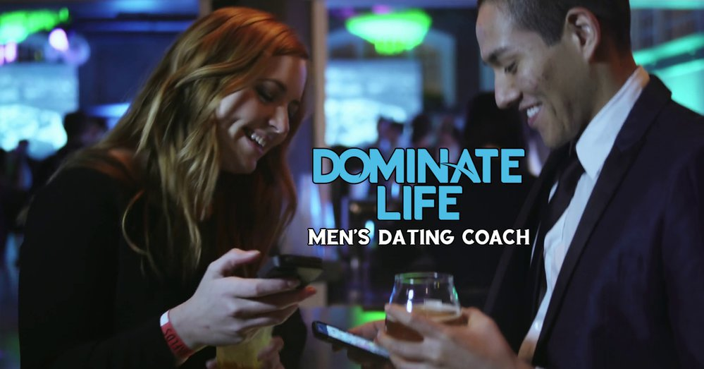 Dominate Life - Men's Dating Coach cover