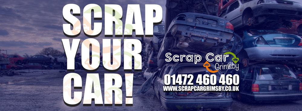 Scrap Car Grimsby cover