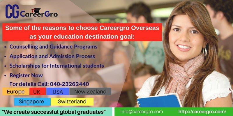Careergro Overseas Consultancy cover