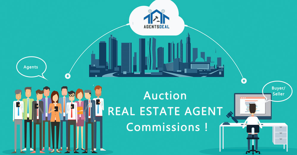 Agentsdeal - Discount Realtor cover