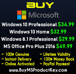 Buy Genuine Microsoft Software cover