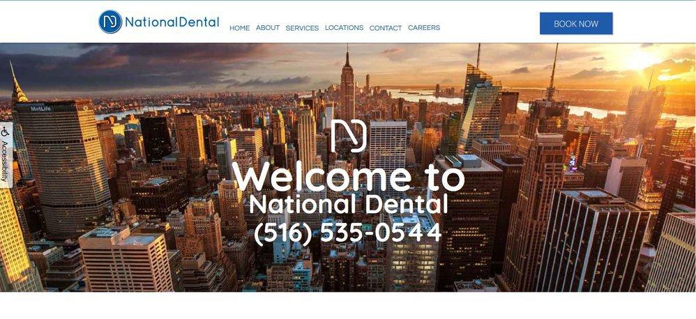 National Dental Oakland Gardens cover
