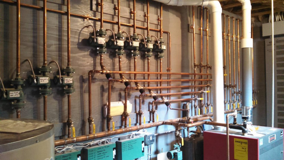Hempstead plumbing and Heating service inc cover