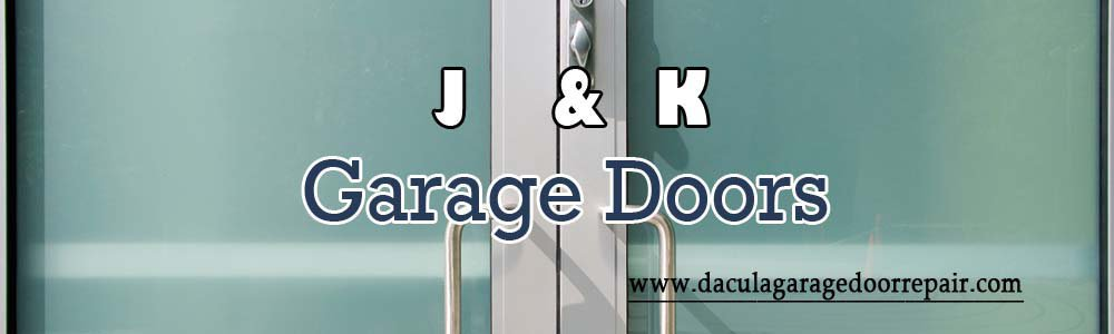 J & K Garage Doors cover