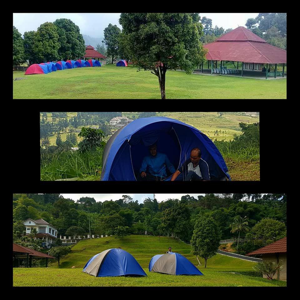 Gunung Geulis Camp Area | GGCA Outbound Bogor cover