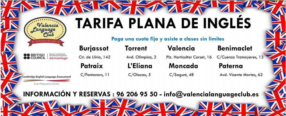 Valencia Language Club cover