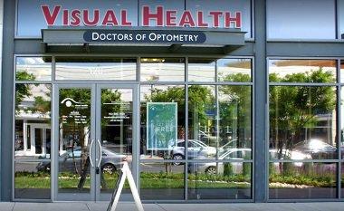 Visual Health Doctors of Optometry cover