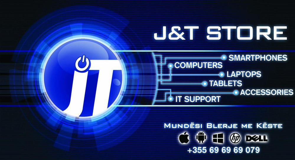 JT Store cover
