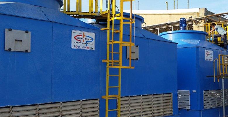 Soğutma kulesi Cooling Tower CTP mühendislik cover