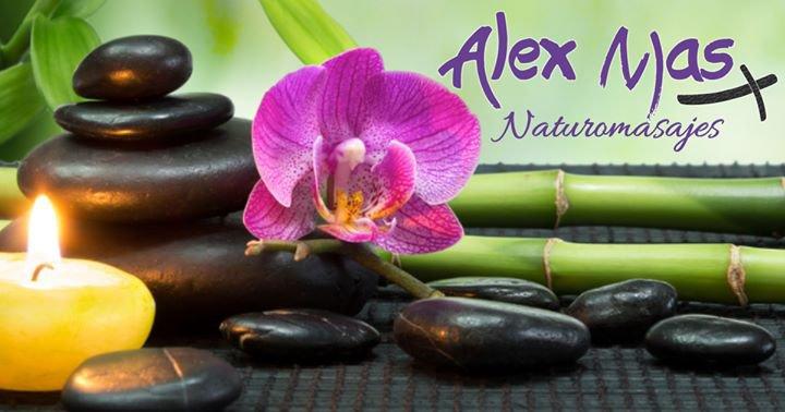Alex Mas Naturomasajes cover