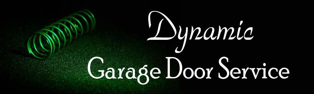 Dynamic Garage Door Service cover