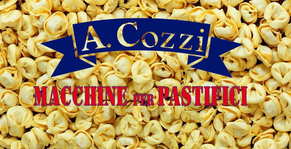 Aldo Cozzi Sas - Macchine per pasta fresca cover