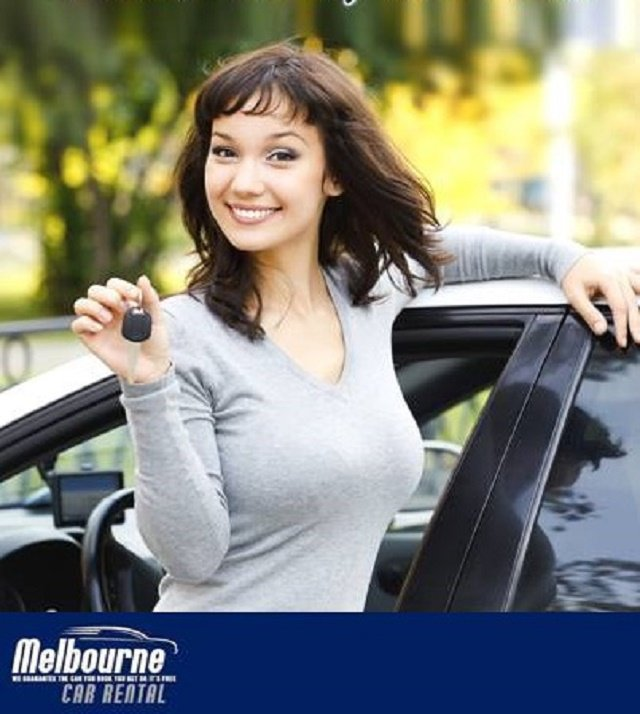 Melbourne Car Rental - Tullamarine Airport cover