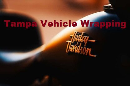 Tampa Vehicle Wrapping cover