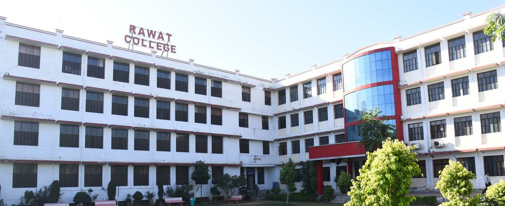 Rawat P.G. Girls College cover