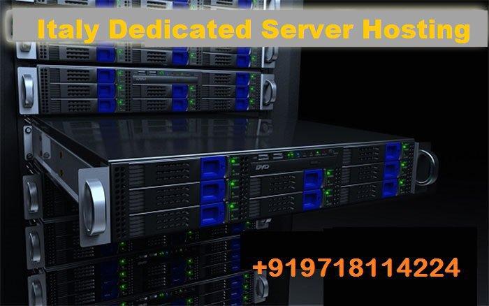 Italy Server Hosting cover
