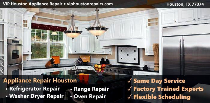 VIP Houston Appliance Repair cover