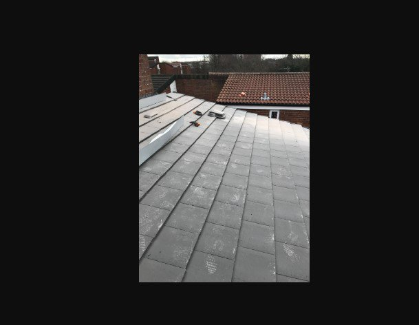 Approved Roofing cover