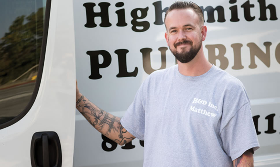 Highsmith & Daughters Plumbing Inc cover