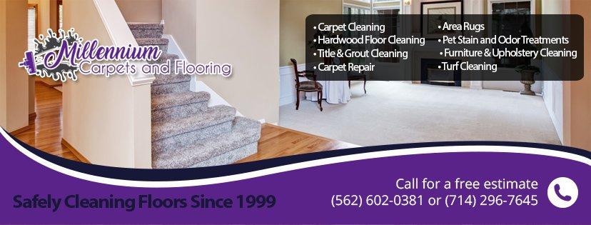 Millennium Carpets and Flooring cover