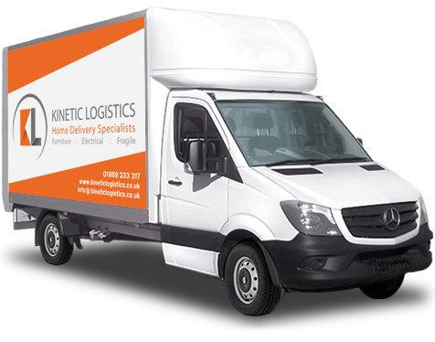 Kinetic Logistics cover