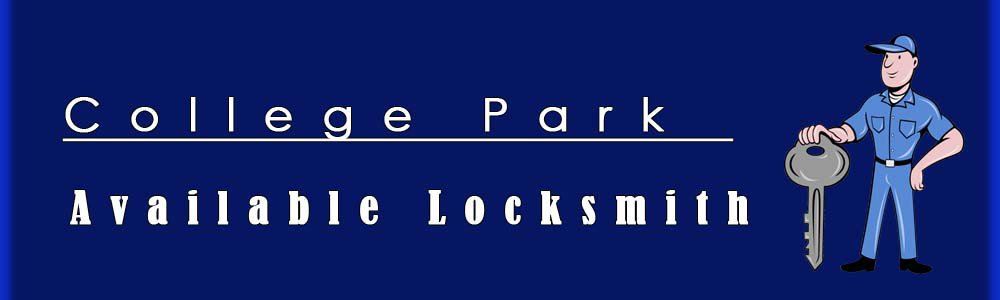 College Park Available Locksmith cover