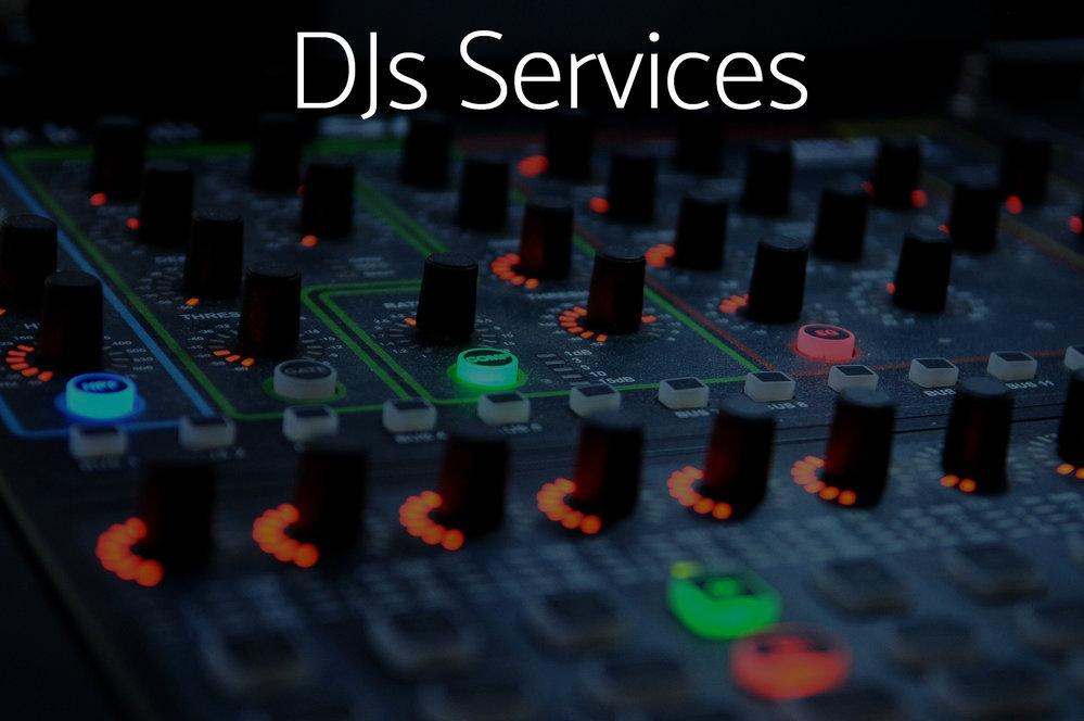 DJs Services LV cover