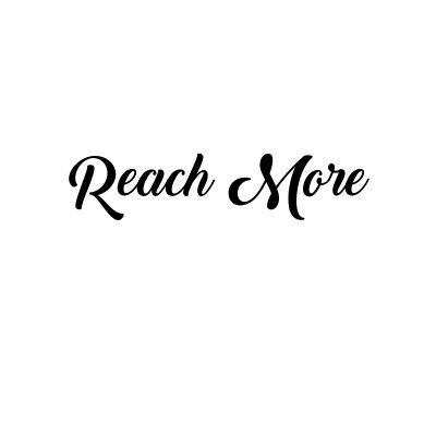 Reach More cover