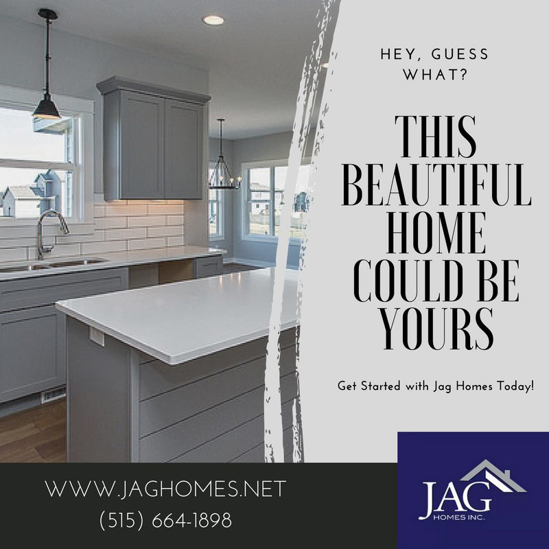 Jag Homes Inc cover