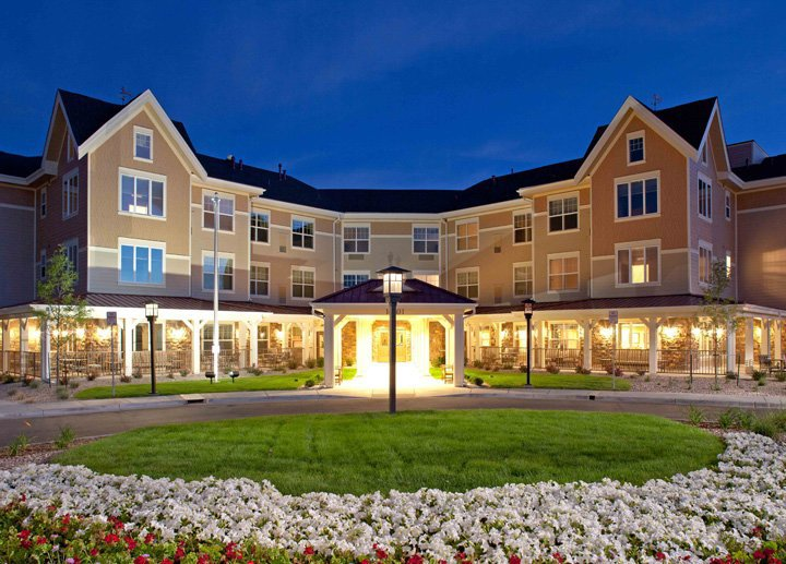 MorningStar Assisted Living and Memory Care at Jordan cover