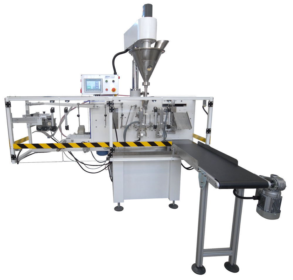 Mentpack Packaging Machines cover