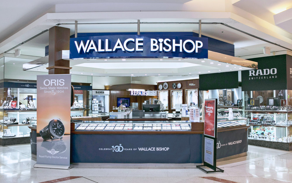 Wallace Bishop - Chermside cover