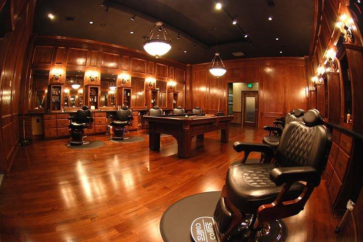 Boardroom Salon For Men - West 7th cover