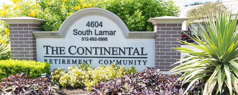 The Continental Retirement Community cover