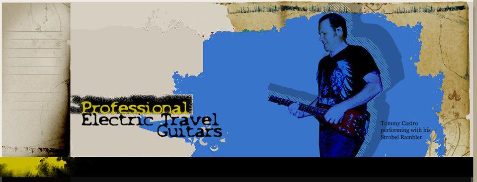 Strobel Guitars cover