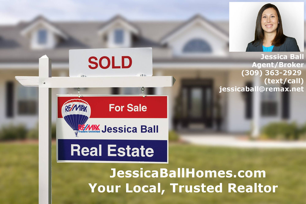 Jessica Ball, REALTOR - RE/MAX Traders Unlimited cover