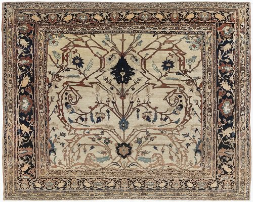 DLB Antique & Vintage Rugs cover