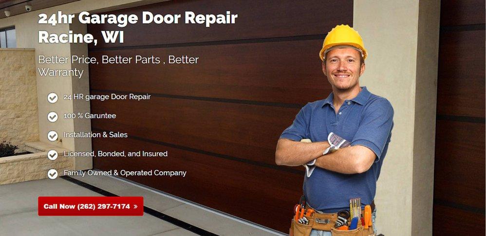 Value Garage Doors Racince cover