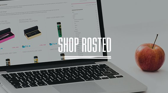 Shop Rosted cover
