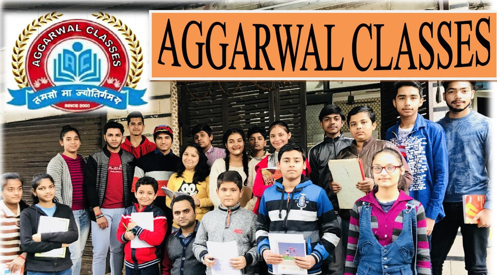 AGGARWAL CLASSES - Institute of Education  cover