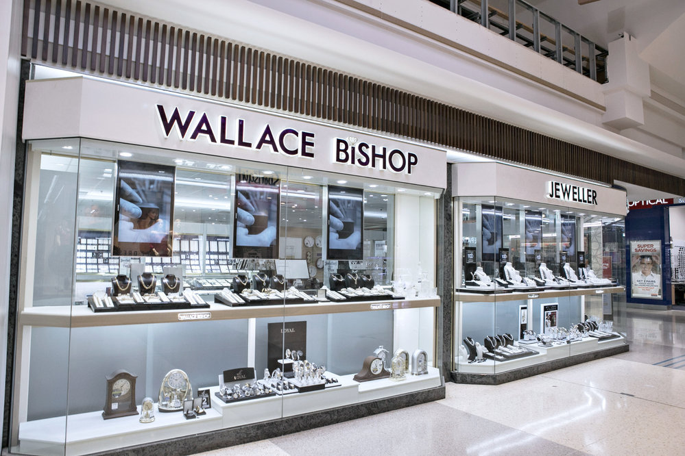 Wallace Bishop - Toombul Shopping Centre cover