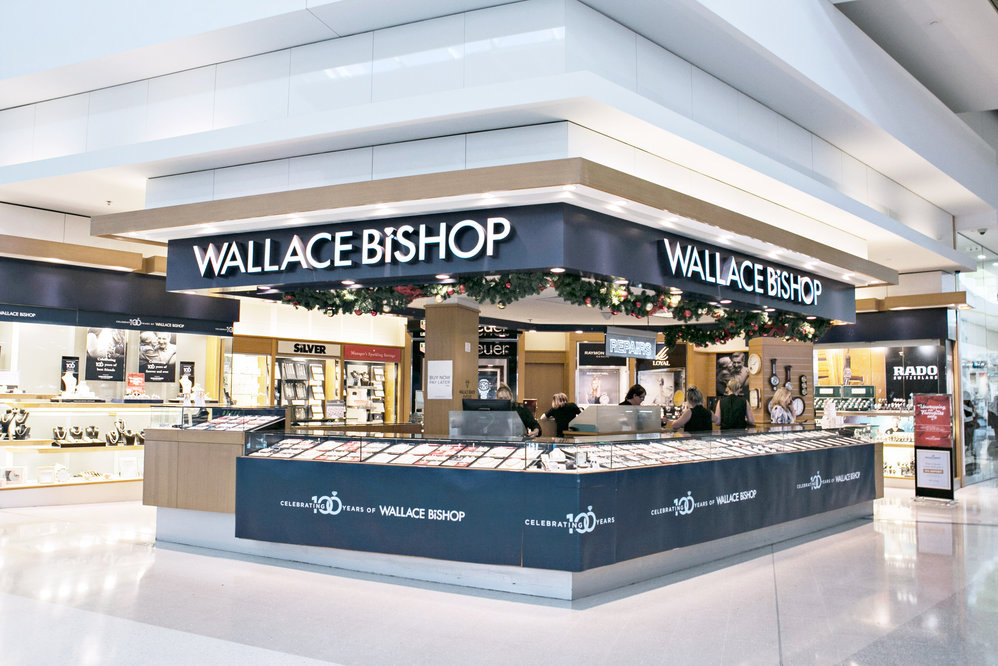 Wallace Bishop - Robina Town Centre cover