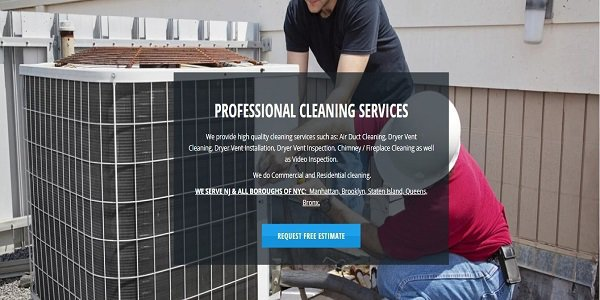 Atlantic Air Duct & Dryer Vent Cleaning cover